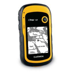 Навигатор GARMIN eTrex 10 GPS GLONASS (0589)