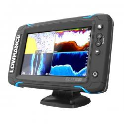 Lowrance Elite-7 Ti Mid/High/TotalScan™