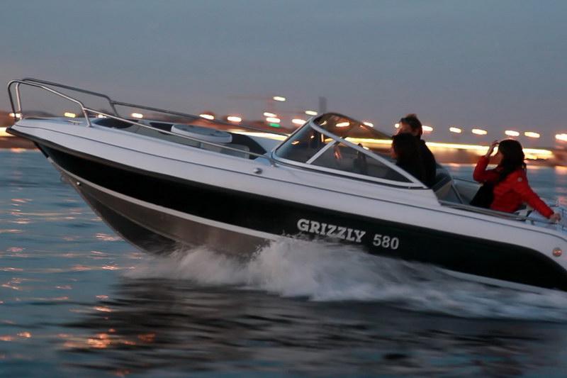лодка гризли 450 характеристики