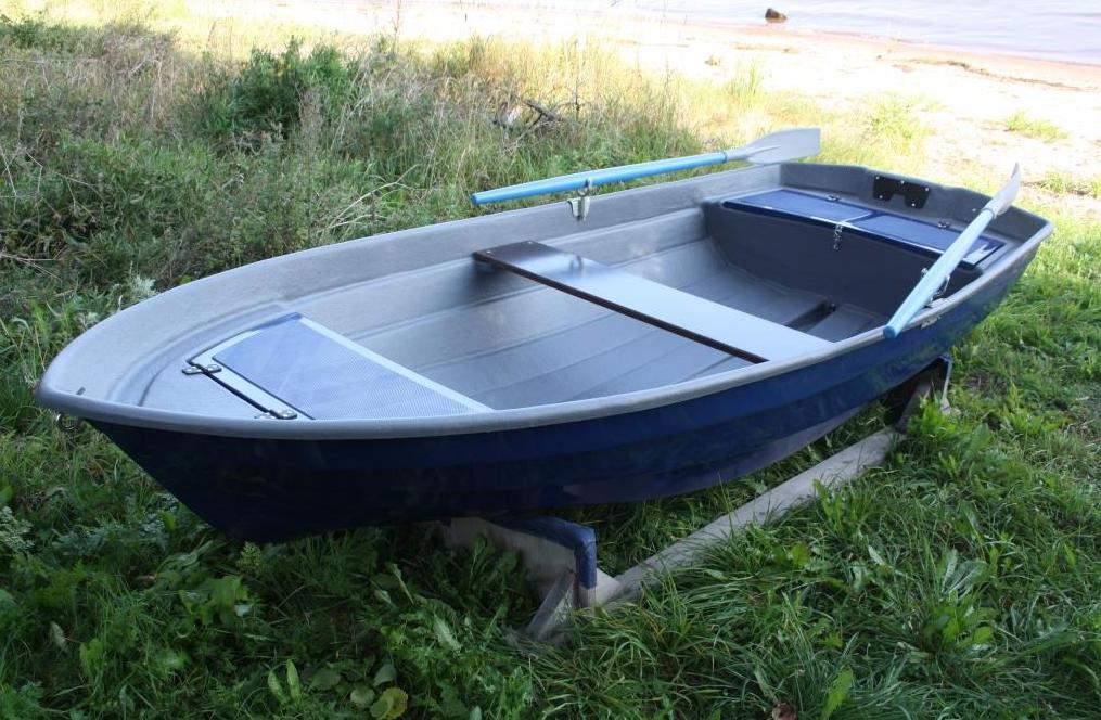 Видео пластиковая лодка буян