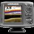 Рыбо поисковый прибор Lowrance Hook-5x Mid High DownScan 000-12653-001